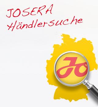 JOSERA Klinken Haendlersuche